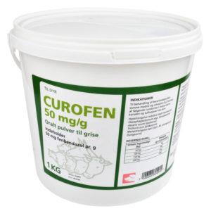 Curofen - fenbendazol - 1 kg