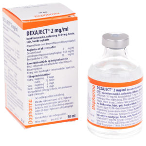 Dexaject - dexamethason - 50 ml