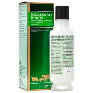 Ecomectin Vet - Injection - ivermectin - 200 ml