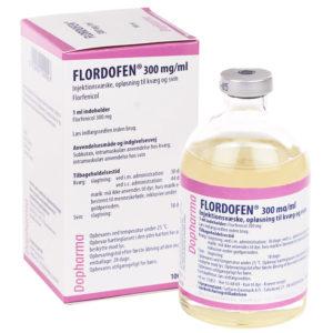 Flodofen - florfenicol - 100 ml