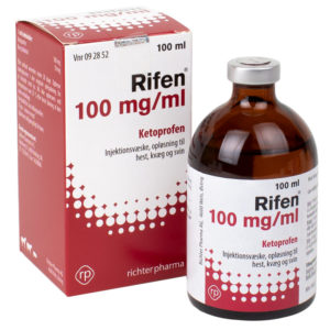 Rifen - Ketoprofen - 1 x 100 ml